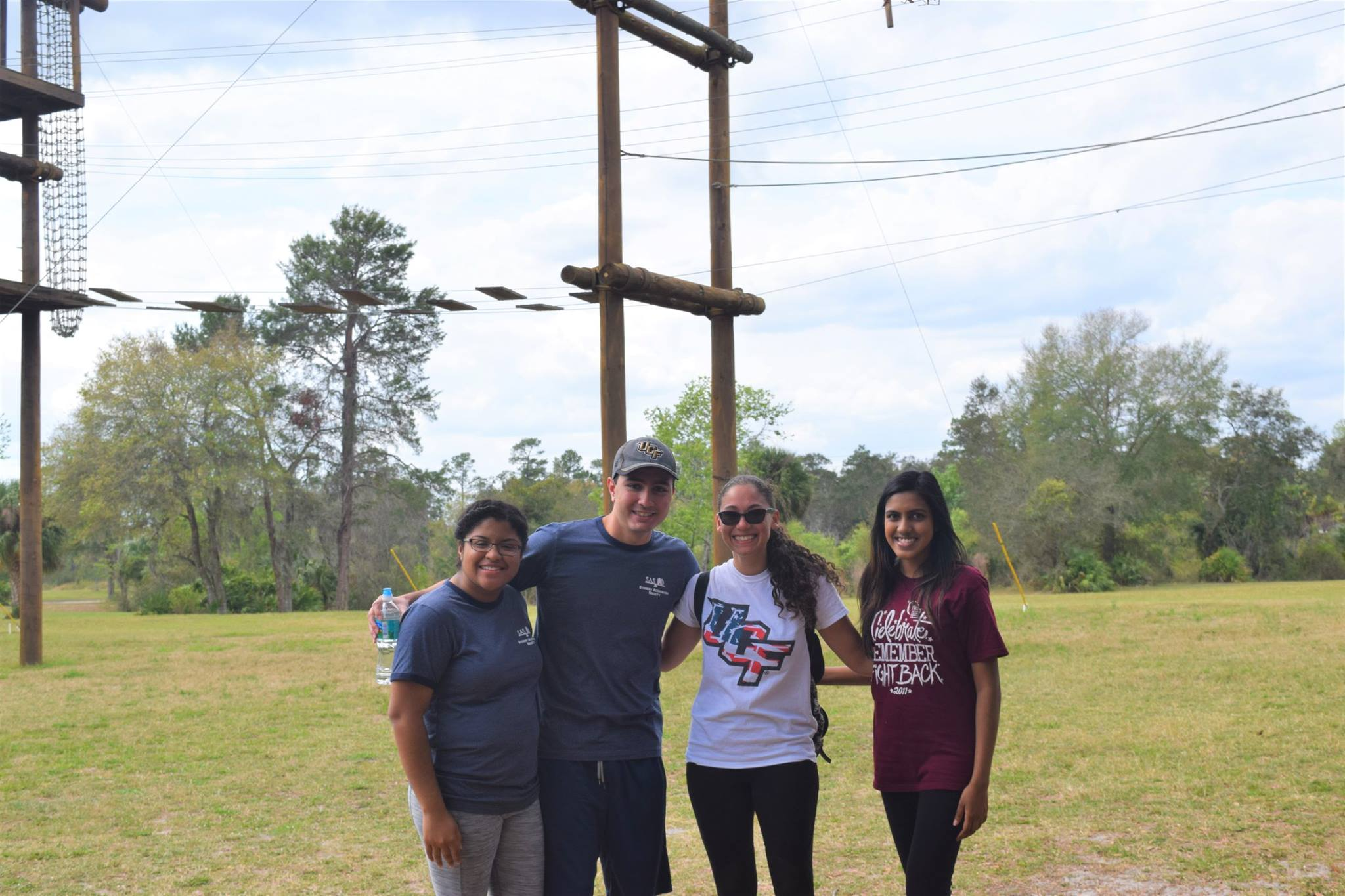 Low Ropes Spring 2017 Photo 2